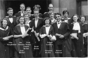 graduation-5-july-1951-3/Edinburgh