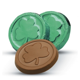 chocolate-shamrock