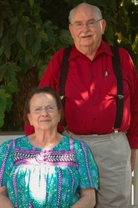 My Grandparents.  Grandpa Hinkle may have a photographic memory