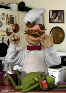 Swedish Chef.  Bork