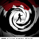 james-bond-logo golden eye bullet pierce brosnan