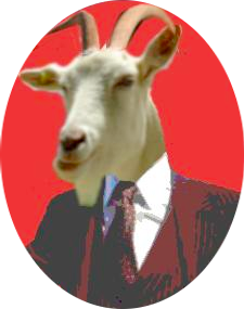 gatsby goatman bachelor jay gatsby goat domesticated bachelor