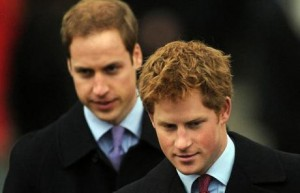 two princes prince harry william england royal bachelor