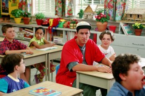 billymadison adam sandler movie school