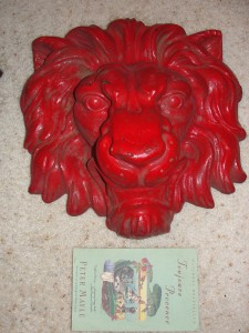 read lion head plaster